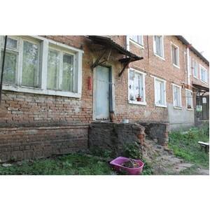 После вмешательства ОНФ дом в Борисоглебске признали аварийным