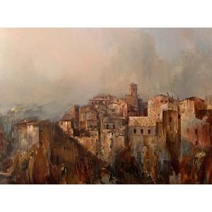 Выставка «Роман Ляпин. Живопись».  5 сентября - 2 октября 2014 года