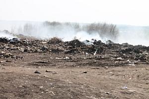 Эксперты Народного фронта зафиксировали в Мордовии две горящие свалки