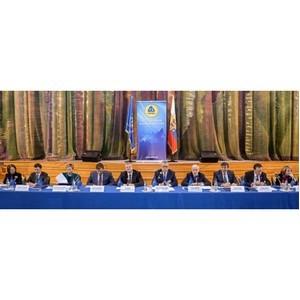Ежегодная встреча представителей кредитных организаций с руководителями Банка России
