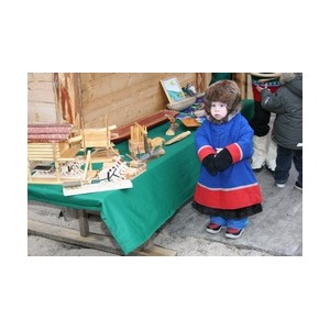 «Аганнефтегазгеология» поддержала мастеров традиционных народных промыслов и ремесел
