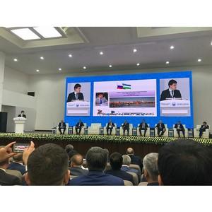 УрГЭУ активно развивает международные связи с Республикой Узбекистан