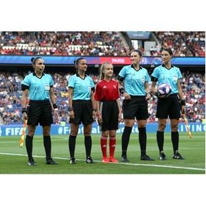 Юная футболистка из Хакасии приняла участие в чемпионате мира по футболу во Франции