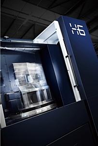 Компания Hwacheon представила новый обрабатывающий центр Н6