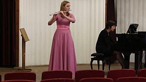 Поддержка СГОКа помогла флейтистке завоевать Гран-при международного фестиваля