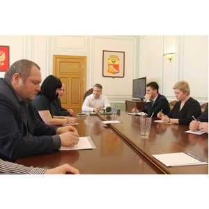 Активисты Народного фронта обсудили с руководством Воронежа реализацию инициатив ОНФ