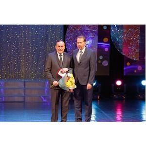 Гендиректор АО «КУЛЗ» награжден медалью «За отличие» Госкорпорации Ростех