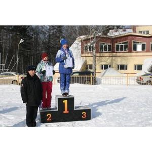 Томские таможенники в лыжных гонках выиграли «золото» и «серебро»