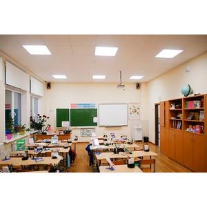 Освещение школы-пансиона «Ломоносовская школа»