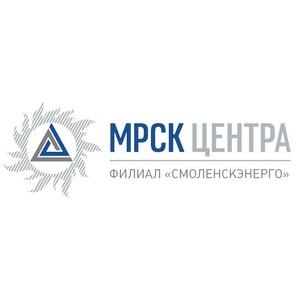Филиал ПАО «МРСК Центра» - «Смоленскэнерго» заключил 4,5 тысячи договоров