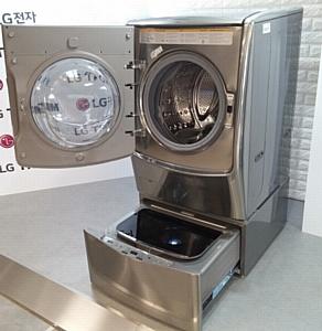 LG открывает новую эру удобства с передовой системой TWIN Wash™