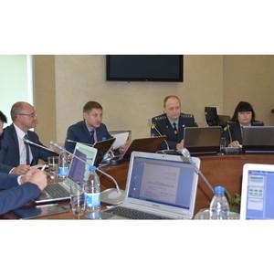 Судебные приставы и представители Сбербанка обсудили совместную работу