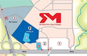 На территорию Суперавтомаркета «Формула 91» открыт новый удобный въезд