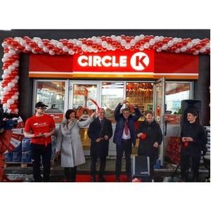 рупнейший международный ритейлер вышел на рынок ћурманска: Circle K приходит на смену Statoil