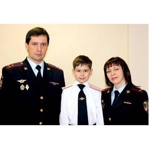Сын сотрудницы Росгвардии  стал победителем Всероссийского конкурса