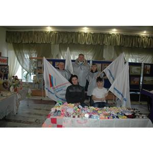 Активисты ОНФ в Югре организовали ярмарку «Заходите в гости к нам» в Радужном