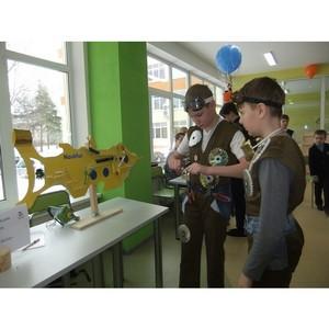«По следам Жюля Верна» - конкурс инженерного творчества в Новоуральске