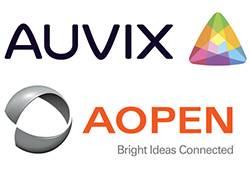 ���������� �� ������� AUVIX � AOpen: ������� Digital Signage ��� ���� � ����������