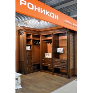 Открытие первого классического фирменного салона Роникон в ТЦ Roomer!