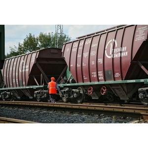 Ростовский филиал ПГК увеличил объем перевозок цемента
