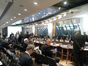 Комплексное освоение Арктики рассмотрено на заседании «Меркурий-клуба»