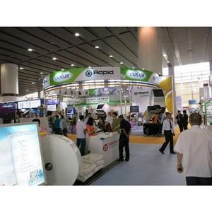 Компания «АДВ-Сервис» посетила выставку Chinaplas 2013 в Гуанчжоу (КНР).