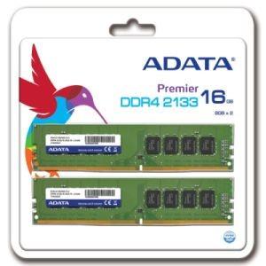 Adata выпускает модуль памяти DDR4 2133 U-Dimm
