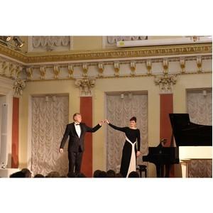 «ПетРо Дуэт» исполнил произведения Валерия Гаврилина в Областной филармонии