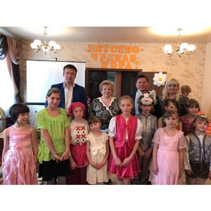 «Новотранс» оказал поддержку воспитанникам детского дома «Дружба» в Кемеровской области