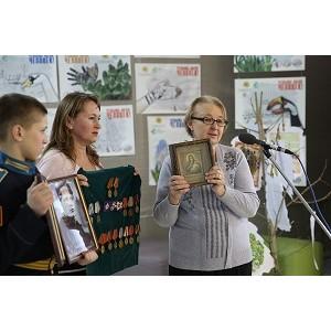 Оренбургское президентское кадетское училище присоединилось к акции ОНФ «Моя семья – мои истоки»