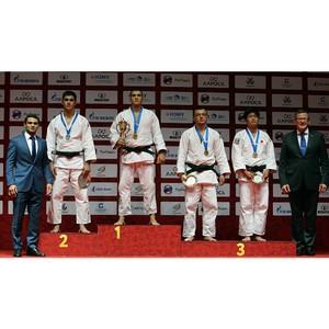Спортсмен вуза победил в международном турнире по дзюдо