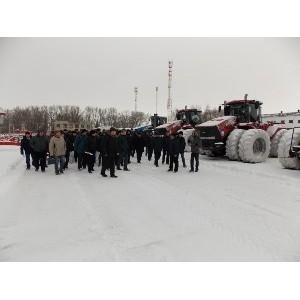 Резидент кластера Глонасс принял участие в семинаре правительства Орловской области по сельхозехнике