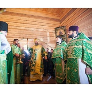 В Волгоградской области освятят храм, подаренный Москвой, в День Покрова Пресвятой Богородицы