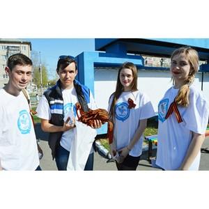 Символ победы от студентов Рубцовского института (филиала) АлтГУ
