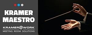 """Kramer на ISE 2017 демонстрирует решения AV/IT конвергенции и получает награду """"Best of Show"""""""