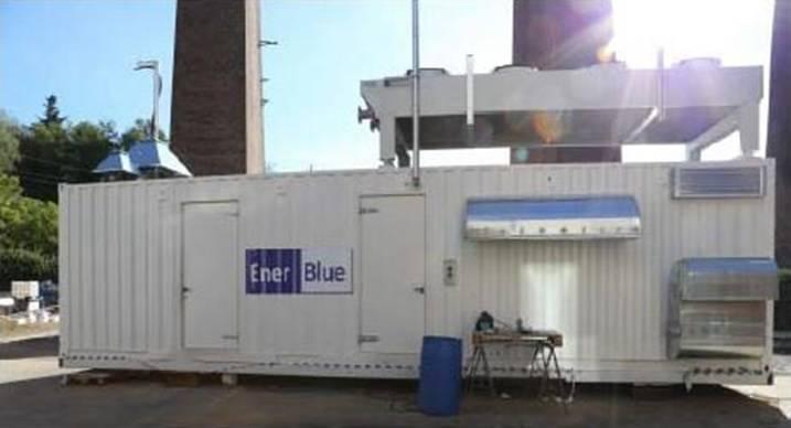 Генераторы водорода высокого давления от компании Ener Blue