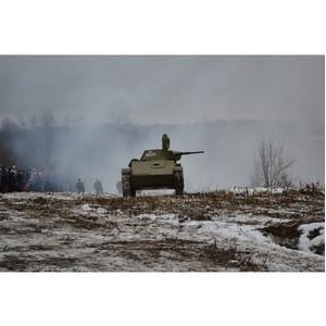 Петербургский ОНФ принял участие в организации реконструкции военной операции «Январский гром»