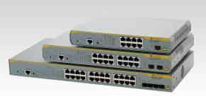 Инсотел: коммутаторы Allied Telesis серии x210 для безопасных сетевых подключений