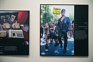 В Краснодаре открылась выставка ворованных фотографий при поддержке Шато Тамань