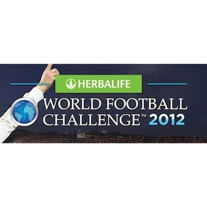 Herbalife - Титульный спонсор турнира World Football Challenge-2012