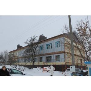 ОНФ призвал власти разобраться со срывом капремонта домов в Бутурлиновском районе