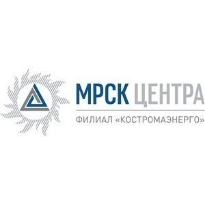 Сотрудники костромского филиала МРСК Центра награждены медалями МЧС России