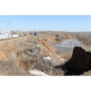 Оренбургские активисты ОНФ организовали обсуждение проблем жителей поселка Экспериментальный