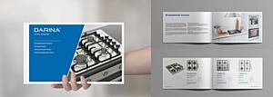 Дизайн-студия агентства STEM для АО «Газпром бытовые системы»