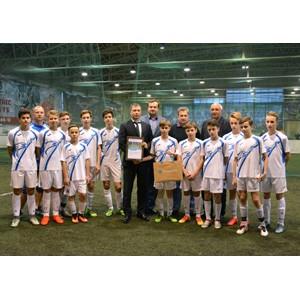 Банк «Открытие» продолжает поддерживать детский спорт