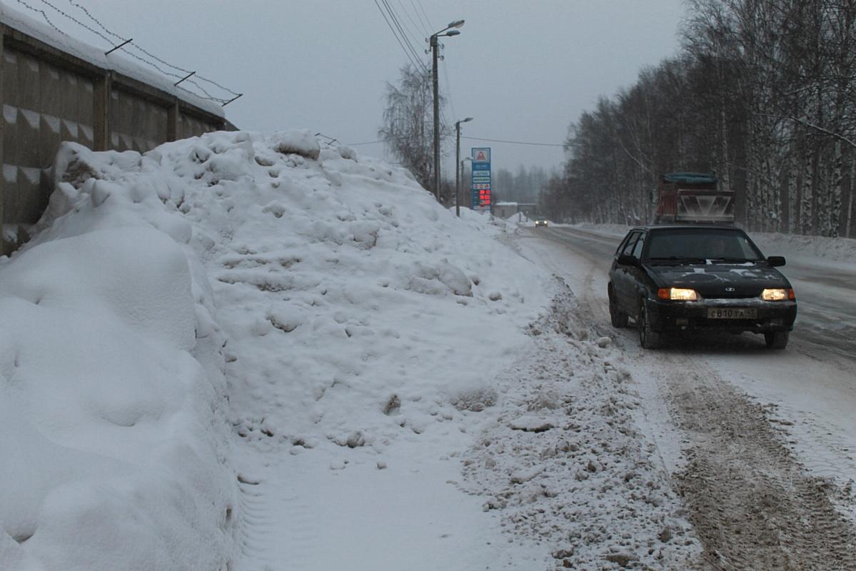 ОНФ призывает администрацию Кирова доработать муниципальный контракт на вывоз снега с улиц города