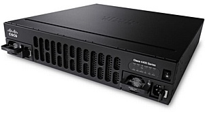 Маршрутизаторы нового поколения Cisco ISR4451-X с интегрированными сервисами
