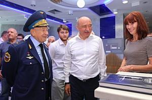 Планетарий Казанского университета будет носить имя космонавта Алексея Леонова
