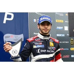 Пилот SMP Racing Матевос Исаакян финишировал вторым на этапе Formula Renault 2.0 ALPS