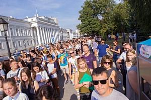 Как студенты КФУ отпразднуют 1 сентября